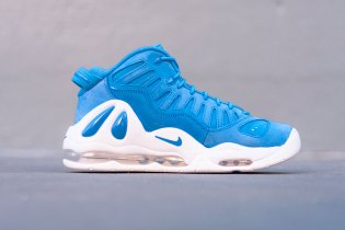 "The Nike Air Max Uptempo 97 Makes a Bright ""University Blue"" Return"