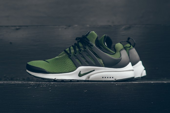 "Nike's Air Presto Essential Gets a ""Legion Green"" Colorway"