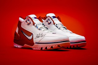 HYPEBEAST Giveaway: LeBron James Autographed Nike Air Zoom Generation