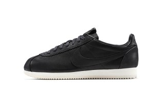 Nike Gives the Classic Cortez a Premium Leather Makeover