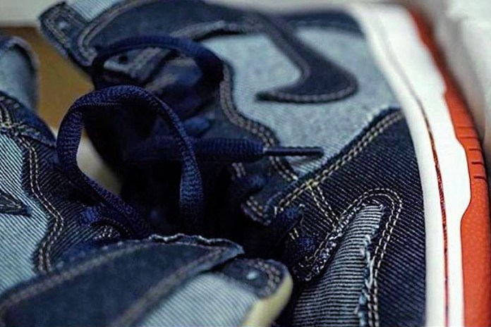 The Nike SB Dunk Pro Denim Is Coming Back in a High-Top Version