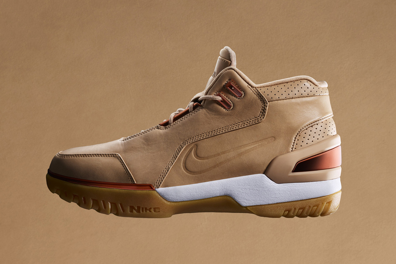 "Nike Teams up With KITH For ""5 Decades of Basketball"" Collection Sneakers Footwear"