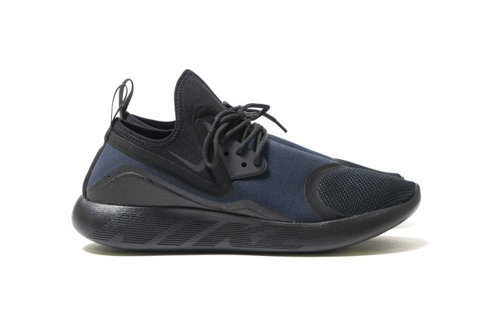 Nike Drops a Black & Blue Rendition of the LunarCharge