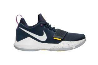 Paul George's Inaugural Signature Shoe, the Nike PG1, Receives a Release Date