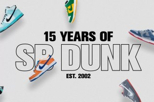 Nike Launches Interactive Site Celebrating 15 Years of the SB Dunk