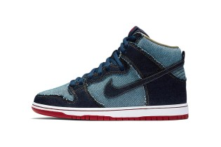 Fifteen Years Later, Nike SB & Reese Forbes' Denim Dunks Return