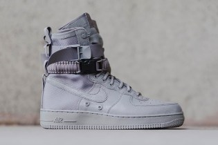 Nike Is Dropping an All-Grey SF-AF1