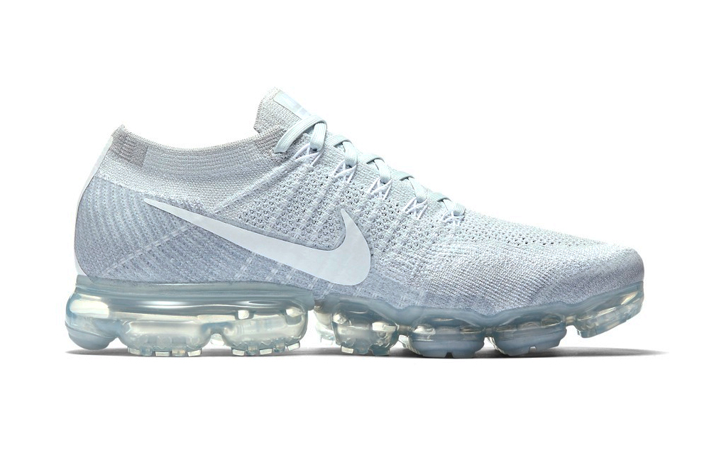 "Nike VaporMax Flyknit ""Pure Platinum"""