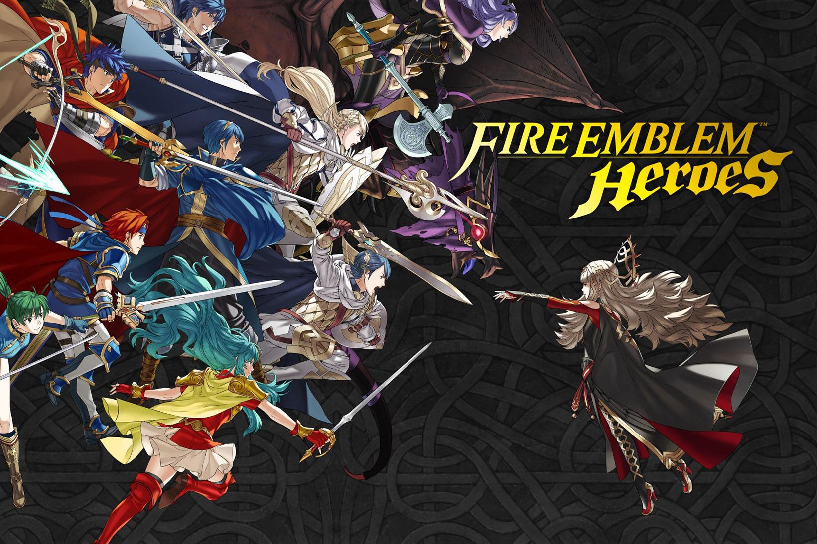 Fire Emblem Heroes recauda millones de dólares para Nintendo