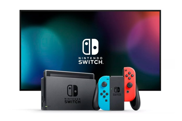 The Nintendo Switch's Online Service May Cost Under $30 USD Per Year