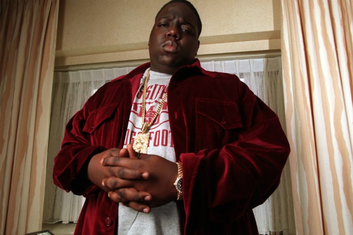 An Official Notorious B.I.G. 'One More Chance' Documentary Is in the Works