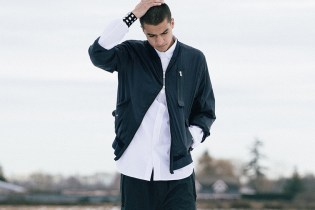 Roden Gray's OAMC 2017 Spring/Summer Collection Editorial Is Inspired by Isolation