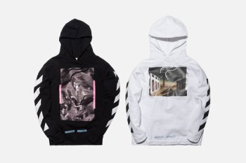 KITH Just Dropped Some Standout Pieces From OFF-WHITE's 2017 Spring/Summer Collection