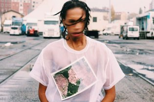 OFF-WHITE c/o Brendan Fowler Collection Crashes Art With Fashion