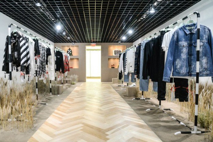 Take a Look at the Recently-Opened OFF-WHITE c/o VIRGIL ABLOH™ Toronto Location