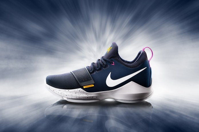 "Official Images of the Nike PG1 ""Ferocity"" Have Surfaced With a Few Fun Facts"
