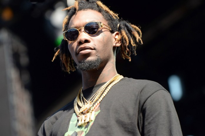 Offset From Migos Was Kicked Off an American Airlines Flight