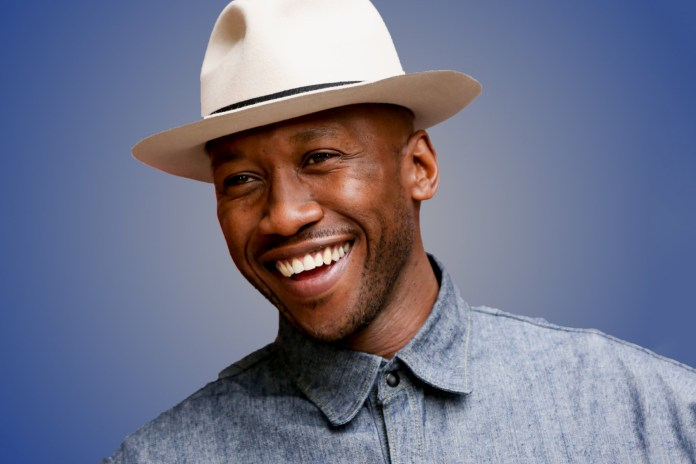 Oscar-Winning Actor Mahershala Ali Used to Rap