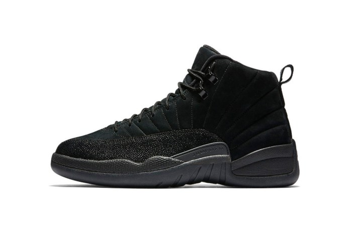 "The OVO x Air Jordan 12 ""Black"" Won't Only Be Available via Raffle"