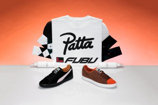 Patta Teams up With PUMA for Limited Edition Clyde Capsule