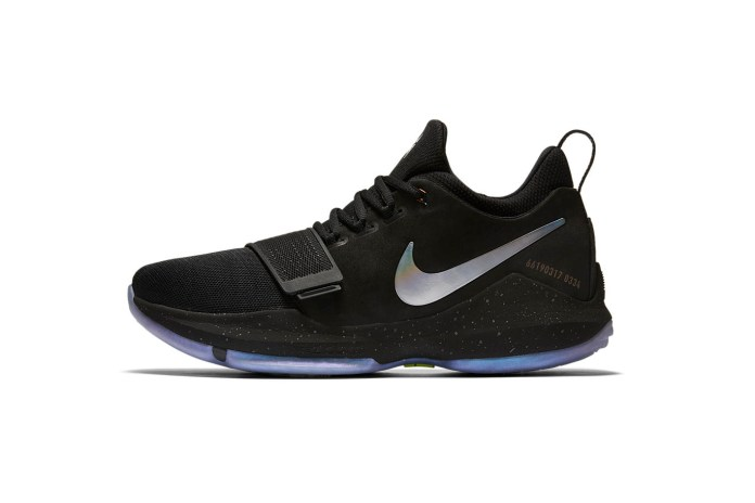 Paul George's Debut Signature Shoe, the Nike PG1, to Launch This Month