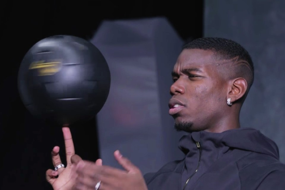 Paul Pogba Talks His Love of Dance, Family and the Beautiful Game With HYPEBEAST Magazine