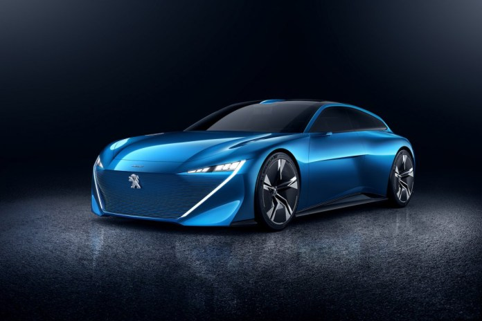 Peugeot Instinct Concept Is an Autonomous Car That Will Adjust to the Driver
