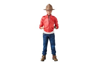 The Pharrell x Medicom Toy Action Figure Is Now Available