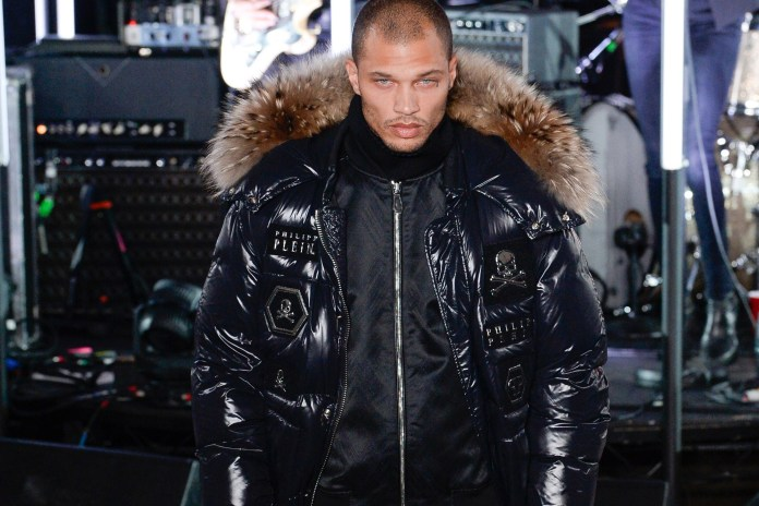 #PrisonBae Finally Hits the Runway for Philipp Plein's 2017 Fall/Winter Show