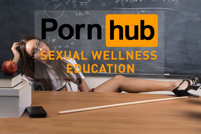 Pornhub Launches Sex Education Service