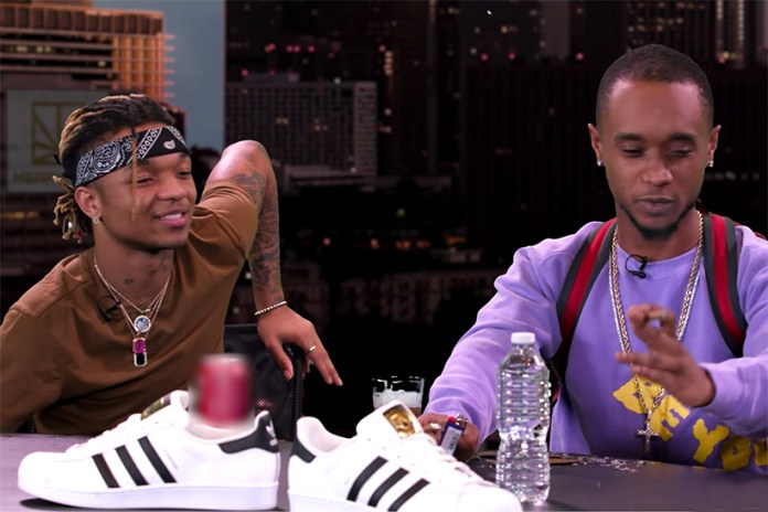It Gets Lit With Rae Sremmurd on Snoop Dogg's 'GGN'