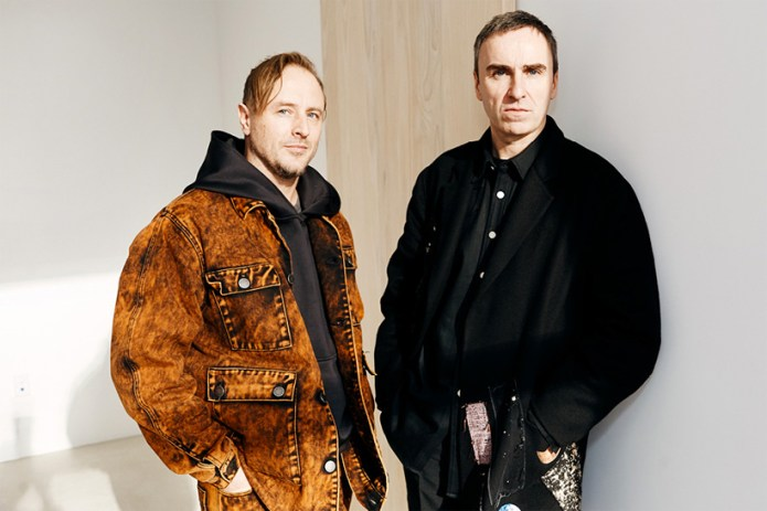 Raf Simons' Calvin Klein Headquarters Will Be Designed by Modern Artist Sterling Ruby