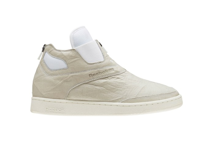 Reebok Introduces a Shrouded Take on the Club C
