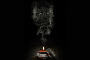 Capcom Has Released a 'Resident Evil 7' Candle You Can Burn While Playing the Game