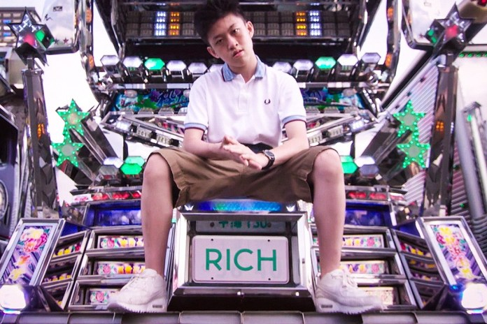 "Rich Chigga Hops on ZHU, Skrillex & THEY's ""Working for It"""