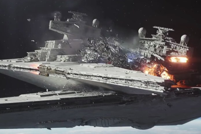 Watch How ILM London Provided the Jaw-Dropping Visual Effects For 'Rogue One'