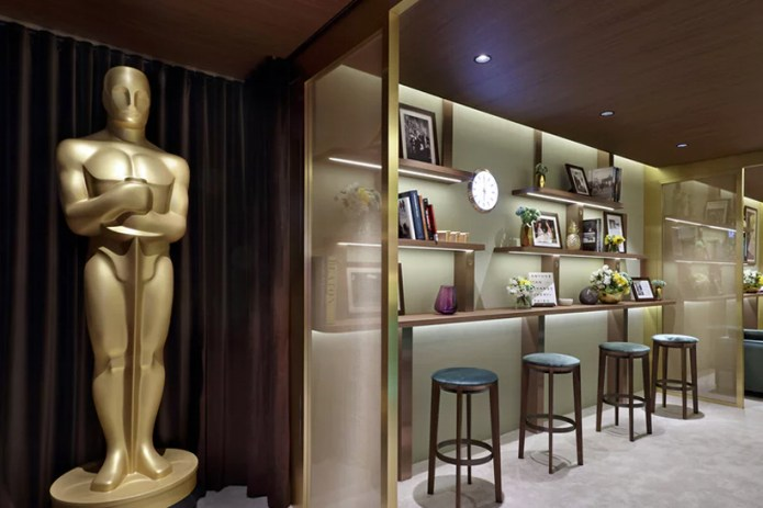 Take a Look Inside Rolex's Luxurious Oscars Greenroom