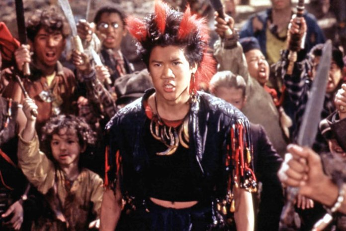Rufio, the Popular Character From 'Hook' Could Be Getting His Own Prequel