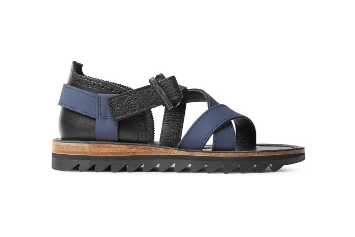 sacai & Hender Scheme Drop a New Sandal Design for 2017 Spring/Summer