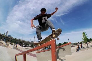 Watch Sage Elsesser's 'B-Sides Remix' Clip for Converse Cons