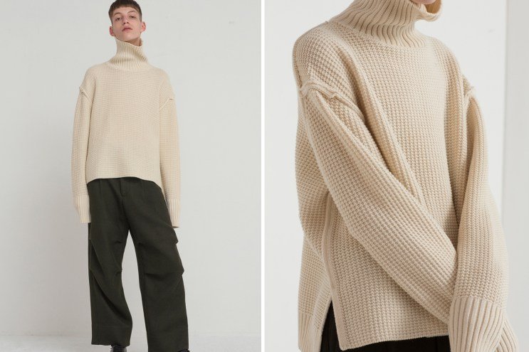 salvy; 2017 Fall/Winter Lookbook Mixes Comfort With Contemporary