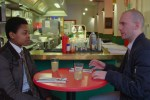 Picture of Watch 'Hot Ones' Sean Evans Grab Lunch With the Pengest Munch's Chicken Connoisieur