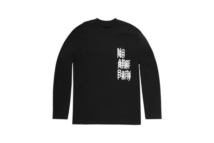"""You Can Now Shop Alexander Wang's """"No After Party"""" Capsule Collection"""