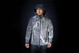 Wear Your City With the Showers Pass MapReflect Atlas Jacket