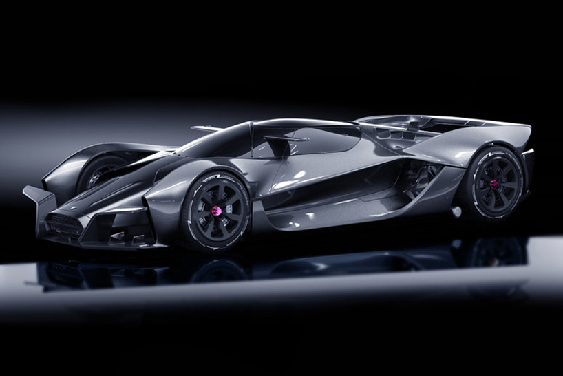 Singapore Produces Its First Electric Hypercar
