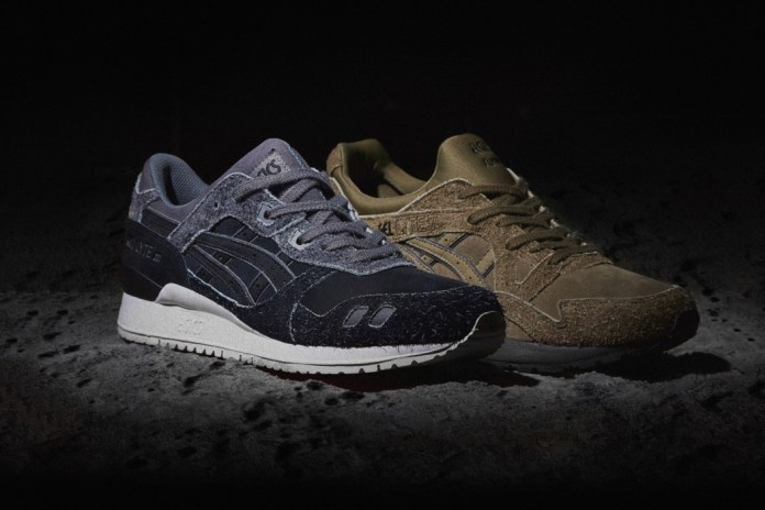 size? & ASICS Go to the Far Side of the Moon