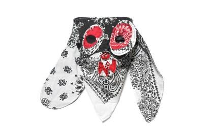 The Skodana Mask from the TAKAHIROMIYASHITA The SoloIst. 2017 Spring/Summer Collection