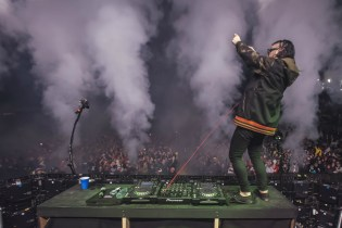 Watch Skrillex Perform With His Old Emo Band, From First To Last