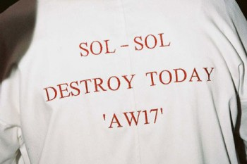 SOL-SOL's 2017 Fall/Winter Lookbook Sees a Handful of Neutral Wardrobe Essentials
