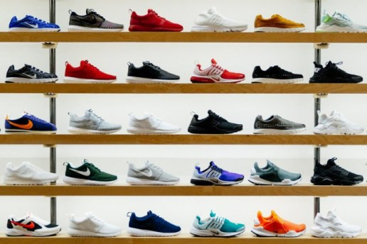 Sole Searching: Here Are the 6 Best Stores to Shop Women's Sneakers in the U.K.